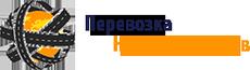 Логотип компании по аренде и перевозке нефтепродуктов